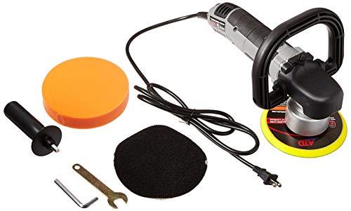"""PLASTILINUM ATD Tools Inc ATD-10506 6"""" Random Orbital Polisher with Soft Start"""