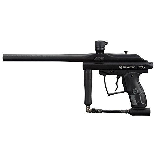 (Kingman Empire Spyder Xtra Paintball Gun - Diamond Black)