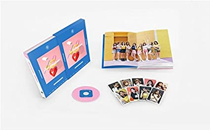 TWICE - TWICETAGRAM MONOGRAPH (Limited Edition) Photobook+Making  DVD+9Photocards+Free Gift