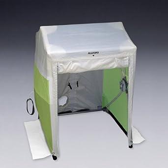 Allegro Industries 9402‐88 Deluxe Work Tent, 8' x 8', 2 Door