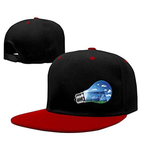 ^GinaR^ 140g Solar Program Exquisite Cotton Adjustable Baseball Hats Sun Visors - Red (Keurig 140 Coffee Maker compare prices)