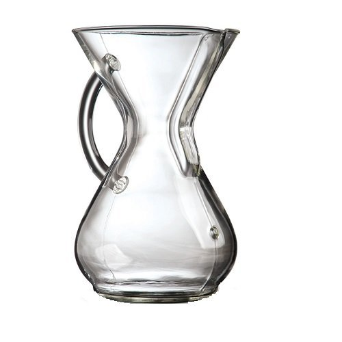 chemex-6-cup-glass-handle-coffee-maker-with-free-foxgallery-coffee-guide