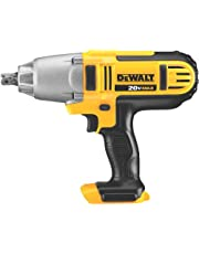 DEWALT DCF889B Bare Tool 20-volt Max Lithium Ion 1/2-Inch High Torque Impact Wrench with Detent Pin