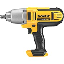 DEWALT DCF889B Bare Tool 20V Max Lithium Ion 1/2-Inch High Torque Impact Wrench with Detent Pin