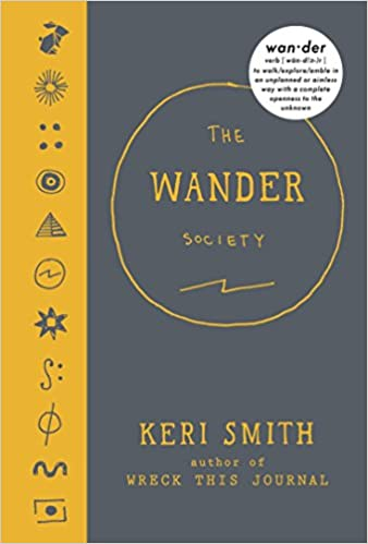 The Wander Society (Particular Books): Amazon.es: Keri Smith ...