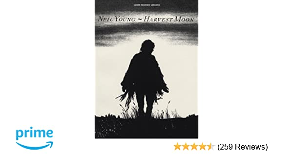 Amazon Neil Young Harvest Moon Guitar Recorded Versions