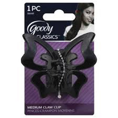 Goody Women Classics Butterfly Filigree Claw Clip