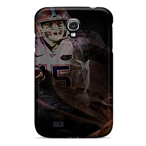 Tpu Fashionable Design Denver Broncos Rugged Case Cover For Galaxy S4 New