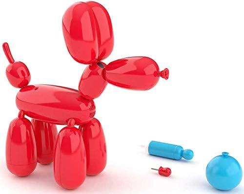 SQUEAKEE THE BALLON HOND- De elektronische ballonhond die is opgeblazen met persoonlijkheid! Hij zit vol trucs en geluiden! Een must-have!