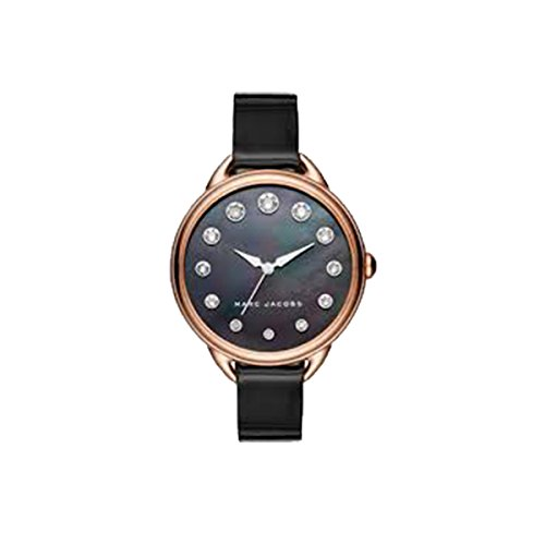 Marc Jacobs Women's Betty Black Patent Leather Watch - MJ1511