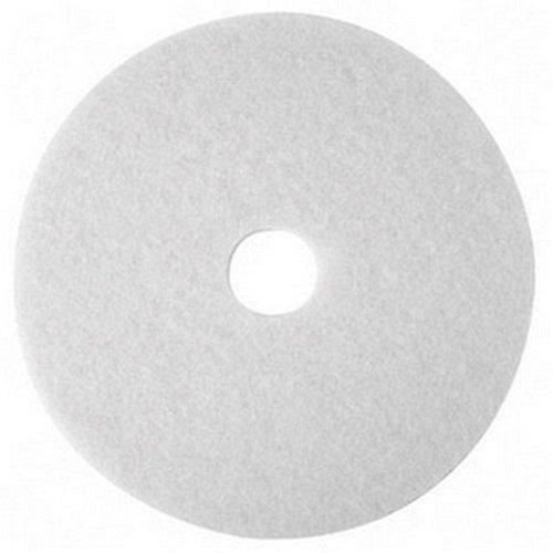 Robert Scott SUWH2MS High Performance Floor Pad, Single, 12', White 12 Robert Scott & Sons