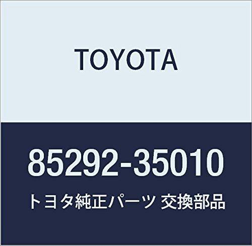 Toyota Genuine Parts 85292-35010 Rear Wiper Bolt Cover Rear Cover Bolt