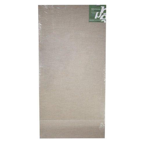 Pebeo - Tela in lino per pittura, 50 x 100 cm 795508