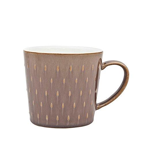 (Denby  Truffle Cascade Mug, Brown)