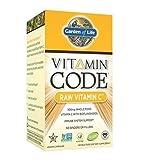 Garden of life Vitamin Code Raw Vitamin C, 120 Vegan Capsules (pack of2)
