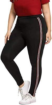 LUOLONG Los Pantalones De Yoga, De La Mujer De Cinta De Talle Alto ...