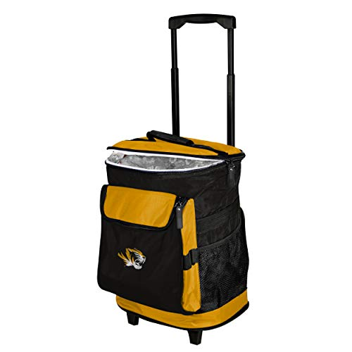 NCAA Missouri  - Rolling Cooler by Logo Brands