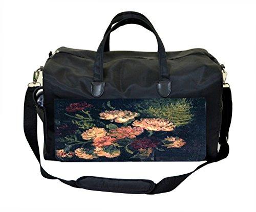 Vincent Van Gogh Vase With Carnations Diaper Bag
