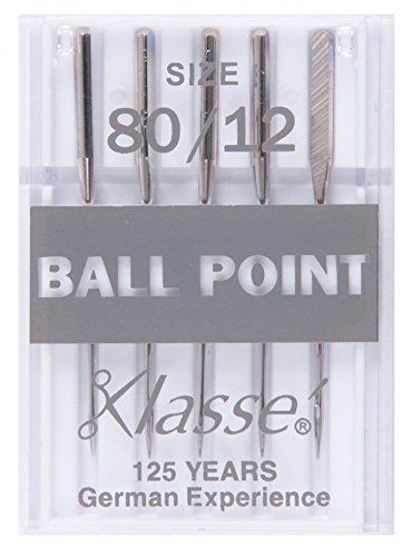 Klasse Universal Ball Point Sewing Machine Needles
