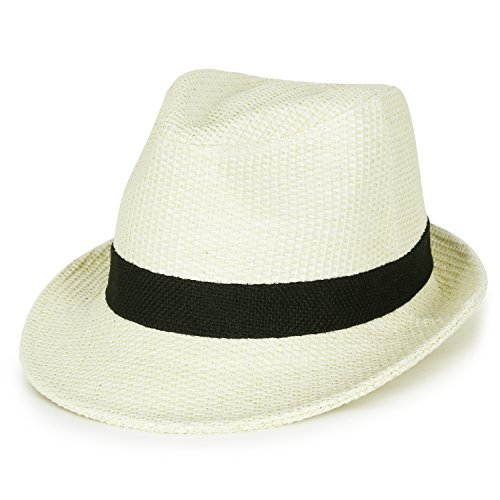 ililily-Two-Tone-Small-Brim-Structured-Hemp-Trilby-Straw-Classic-Fedora-Hat