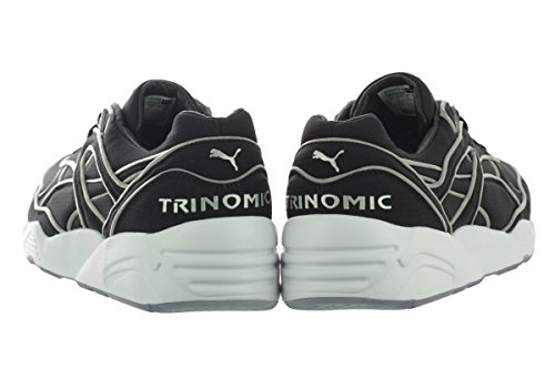 Puma Trinomic R698 X Icny 35856101 Svart / Hvit 12 D (m) Oss Menn