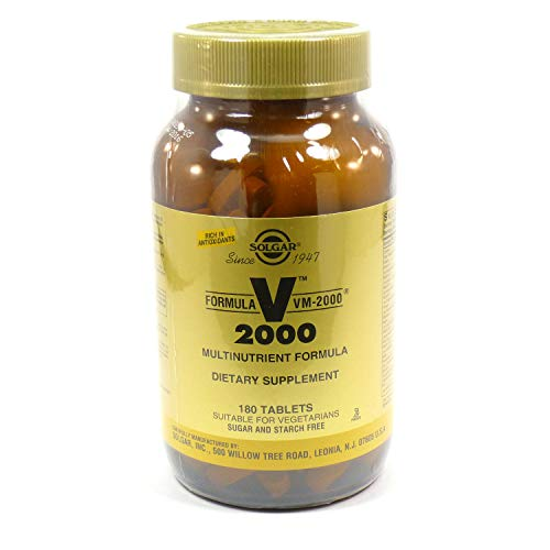 Top 10 Solgar Multi Vitamin