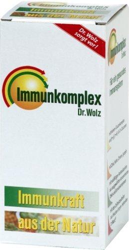 DR WOLZ ZELL OXYGEN IMMUNOKOMPLEX by Dr Wolz