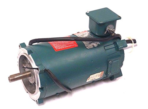 USED RELIANCE ELECTRIC V76B1534M-VG MOTOR 3/4HP, 2500RPM, TPR, EE56C