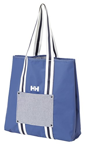 Helly X 36x24x45 Cm De evening L H Hansen Bolsa w Tote Beach Travel Y Blue Azul Playa Tela Adulto Unisex rx6rq1CwT