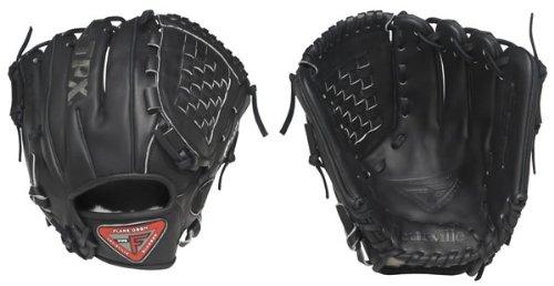 - Louisville Slugger TPX Pro Flare Black Ball Glove (Right Hand Throw, 12-inch)