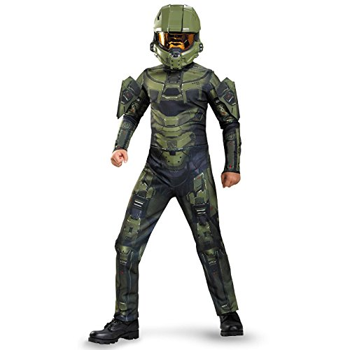 Master Chief Classic Costume, X-Large (14-16)