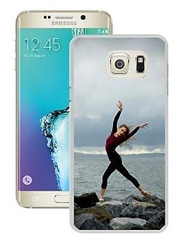 JiorJfe Custom Samsung_Galaxy_S6_Edge Case,Yoga Hard Plastic ...