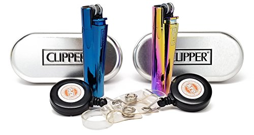 Amazon.com: Clipper Metal Cigarette Lighter