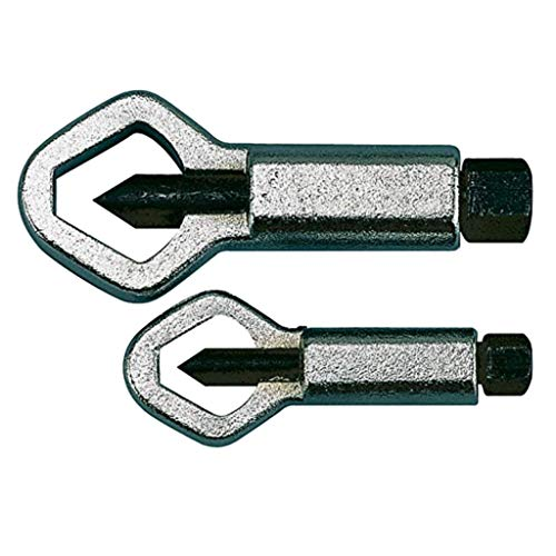 - Teng Tools 2 Piece Nut Splitter Set For Removing Broken/Damaged/Corroded/Stuck Nuts - NS02