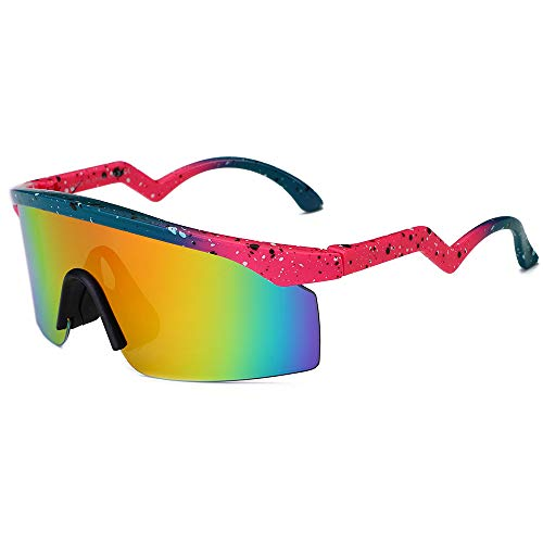 Sports Gafas C Windshield Deportivas F nbsp;Outdoor de Riding Sunglasses Gafas Hombre Sol qUXxR