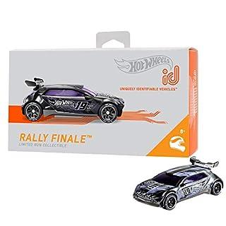 Hot Wheels id Rally Finale {Race Team}