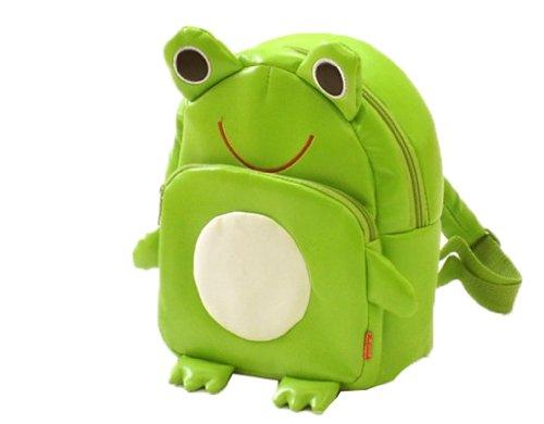 Toddler School Bag Frog
