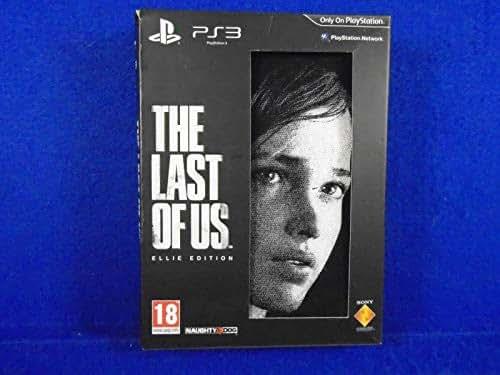Mua the last of us ps3 trên Amazon Mỹ chính hãng giá rẻ