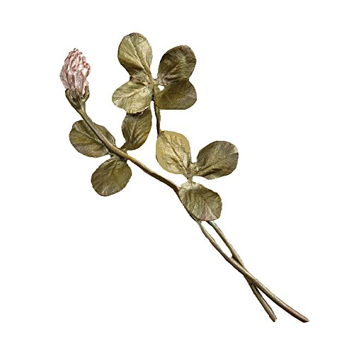 ''Clover'' Pin/brooch By Michael Michaud for Silver Seasons… by Michael Michaud