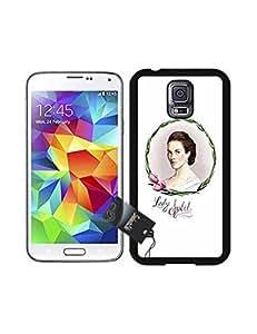 Cool Design Hard Plastic Samsung Galaxy S5 i9600 Case With Downton Abbey Print