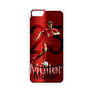 "DIY iPhone6 4.7"" Phone Case, Custom iPhone6 4.7"" Cover Case - Thomas Muller"