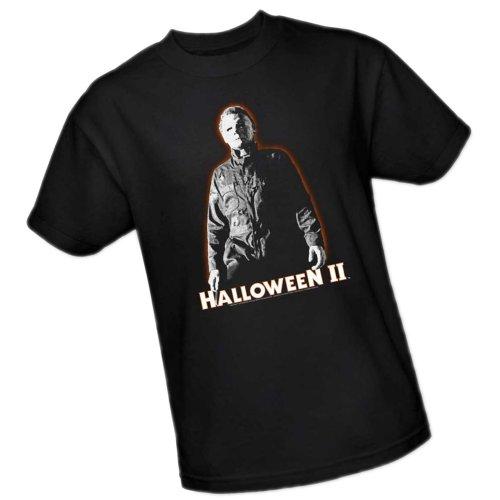 Universal Studios Michael Myers - Halloween II Adult T-Shirt, XXX-Large -