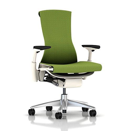 (Herman Miller CN122AWAAXT91BB3506 Embody Chair Green)