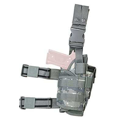 VISM by NcStar Drop Leg Tactical Holster