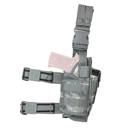 NcSTAR NC Star CVDLHOL2955D, Drop Leg Tactical Holster, Digital -