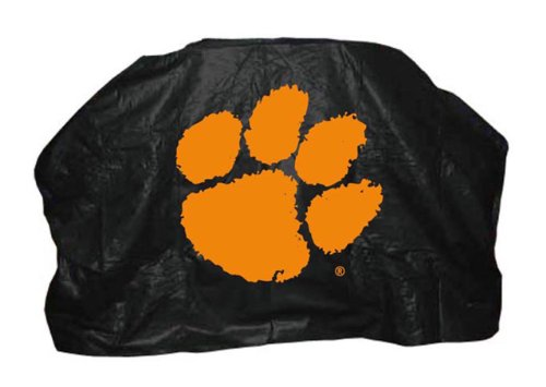 NCAA Clemson Tigers 59-Inch Grill Cover ()