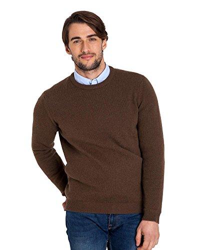 Lambswool Crewneck Sweater - 9