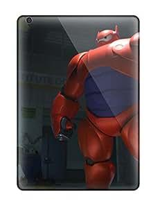 New Style Hot Design Premium Tpu Case Cover Ipad Air Protection Case(big Hero 6) 4427940K16680845