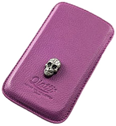 QIOTTI Slim Face Case für Apple iPhone 5/5S/5C Pink