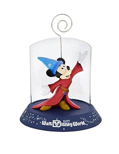 Walt Disney World Parks 2017 Sorcerer Mickey Mouse Figurine Clip Frame by Disney